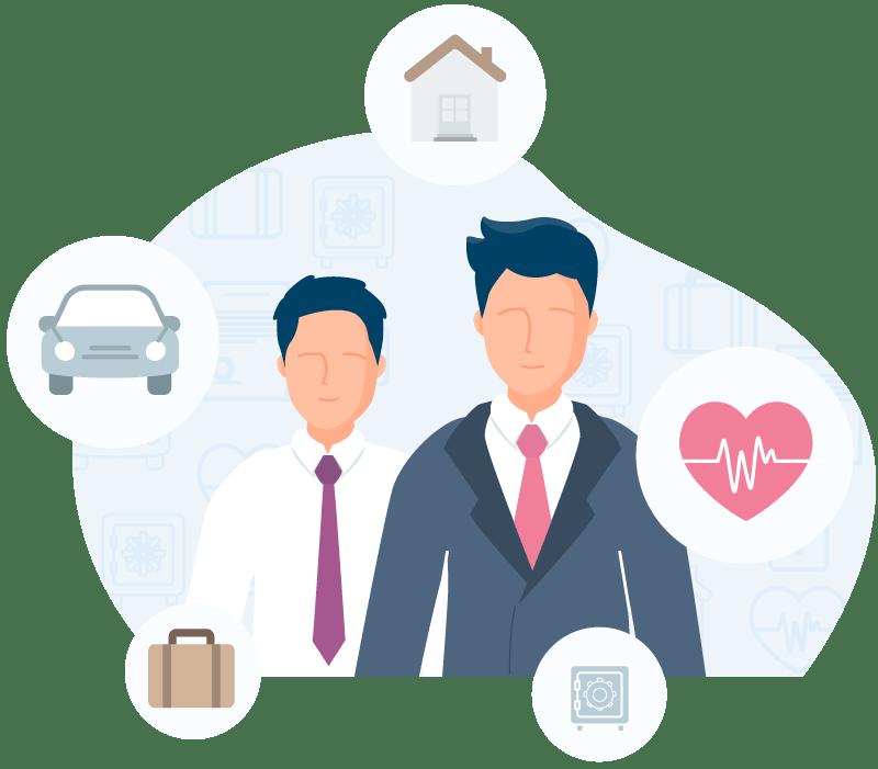 assicurazione famiglie imprese e professionisti
