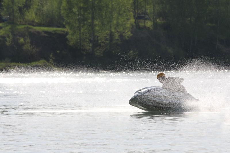 Assicurazione per le moto d'acqua