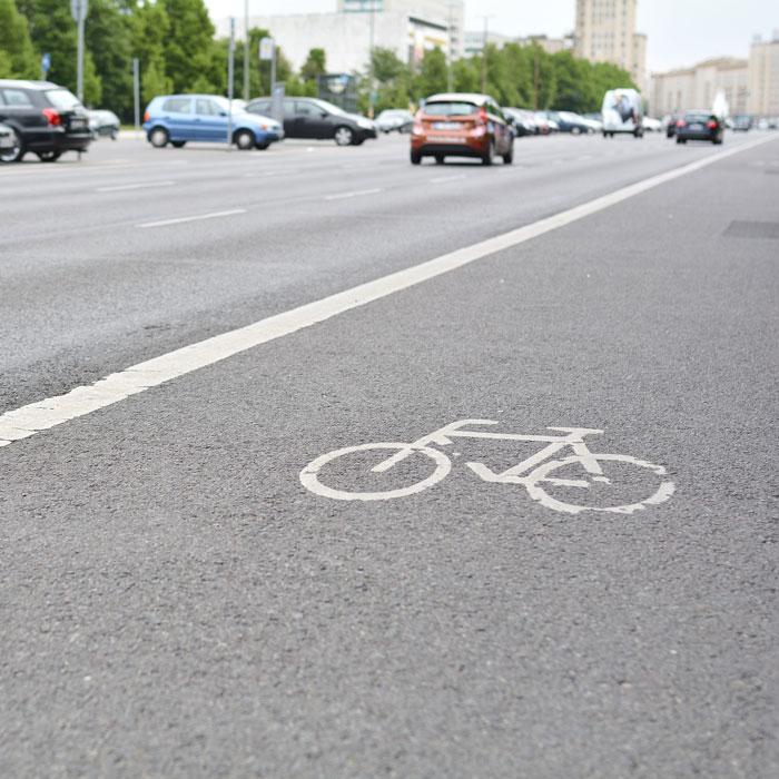 codice della strada per biciclette